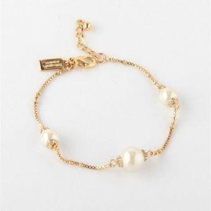 NWOT Kate Spade Pearls of Wisdom Bracelet